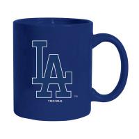 Los Angeles Dodgers Team Logo MLB Becher (325 ml)