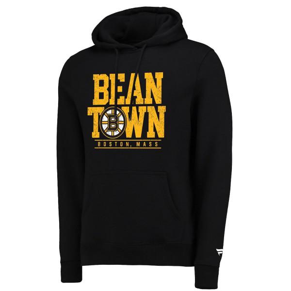 Boston Bruins Bean Town Hometown NHL Hoodie