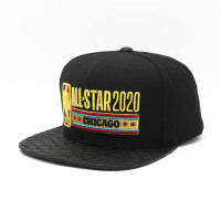 2020 NBA All-Star Game Chicago Luxury Strap Cap