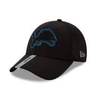 Detroit Lions 2020 NFL OTA New Era Stretch-Snap 9FORTY Cap