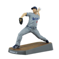 2017 Clayton Kershaw Los Angeles Dodgers MLB Figur