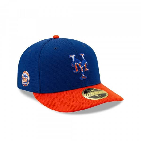 New York Mets 2020 Authentic Spring Training Low Profile 59FIFTY MLB Cap