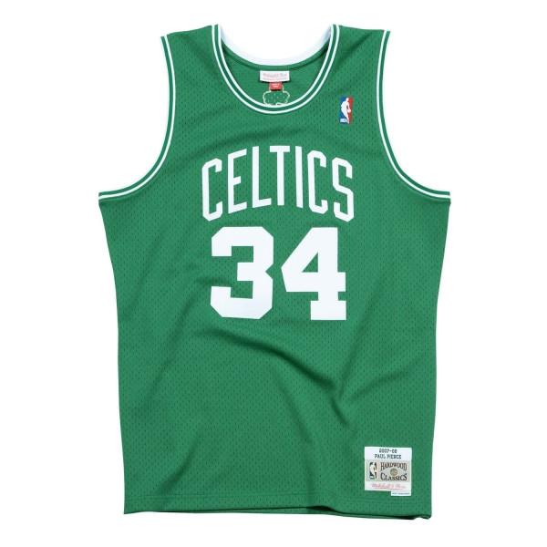 Paul Pierce #34 Boston Celtics 2007-08 Swingman NBA Trikot Grün