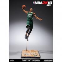 NBA 2K19 Giannis Antetokounmpo Milwaukee Bucks Action Figur