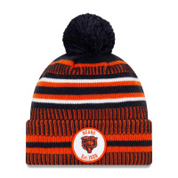 Chicago Bears Throwback 2019 NFL Sideline Sport Knit Wintermütze Home