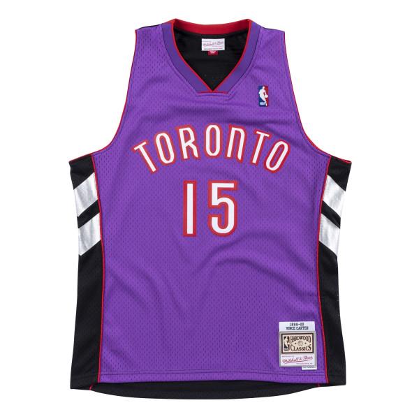 Vince Carter #15 Toronto Raptors 1999-2000 Swingman NBA Trikot