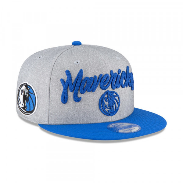 Dallas Mavericks Authentic On-Stage 2020 NBA Draft New Era 9FIFTY Snapback Cap