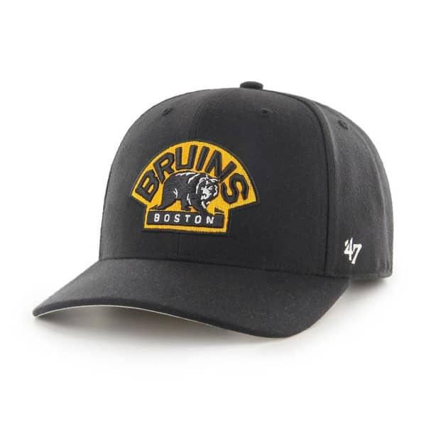 Boston Bruins Alternate Cold Zone '47 MVP DP Snapback NHL Cap