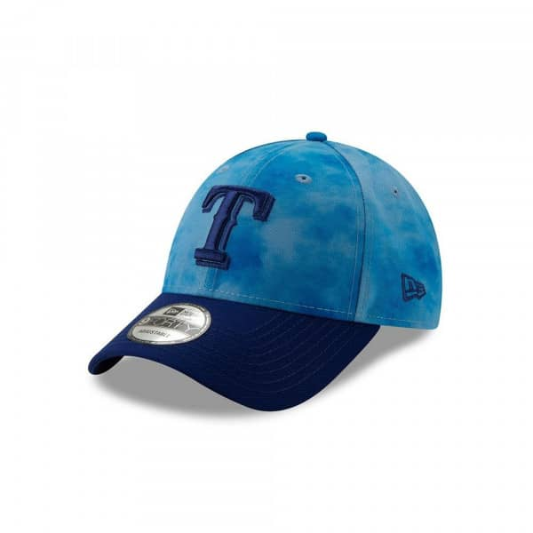 Texas Rangers 2019 Father's Day 9FORTY Adjustable MLB Cap