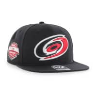 Carolina Hurricanes Sure Shot Snapback NHL Cap