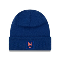 New York Mets 2018 On-Field Sport Knit MLB Wintermütze