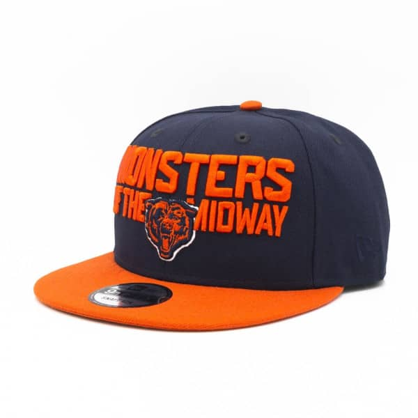 Chicago Bears Monsters of the Midway NFL Snapback Cap