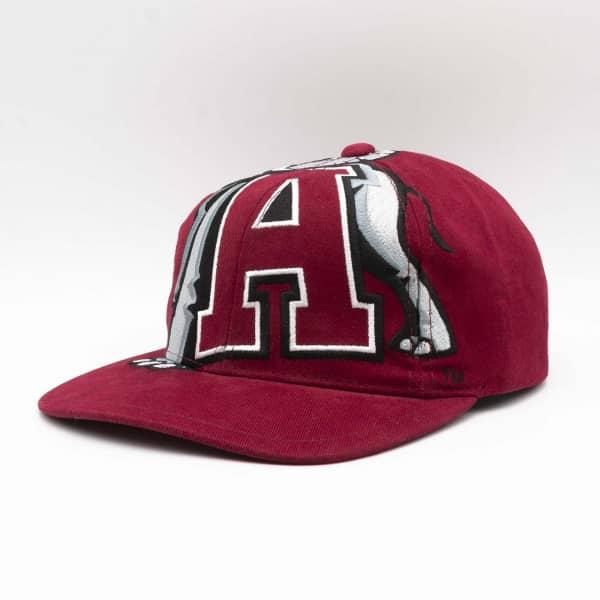 Alabama Crimson Tide Big Logo Mitchell & Ness Deadstock Snapback NCAA Cap