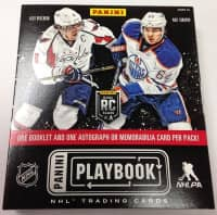 2013/14 Panini Playbook Hockey Hobby Box NHL