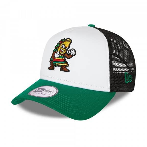 Fresno Grizzlies - Tacos New Era Adjustable MiLB Trucker Cap