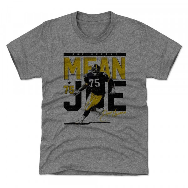 Mean Joe Greene Pittsburgh Pass Rush NFL T-Shirt