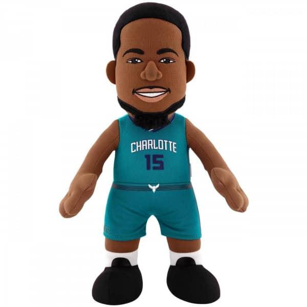 Kemba Walker #15 Charlotte Hornets NBA Plüsch Figur