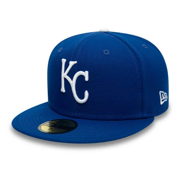 Kansas City Royals Authentic 59FIFTY Fitted MLB Cap Game