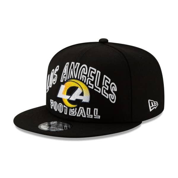 Los Angeles Rams 2020 NFL Draft New Era 9FIFTY Snapback Cap Alternate