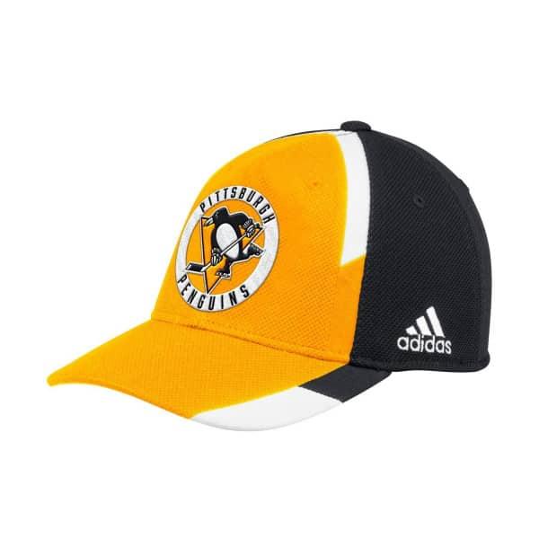 Pittsburgh Penguins Echo Flex Fit NHL Cap