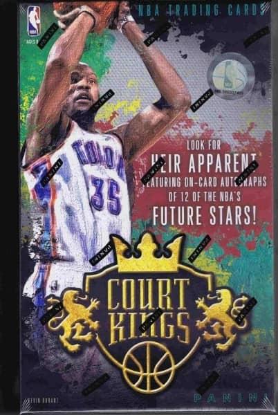 2014/15 Panini Court Kings Basketball Hobby Box NBA