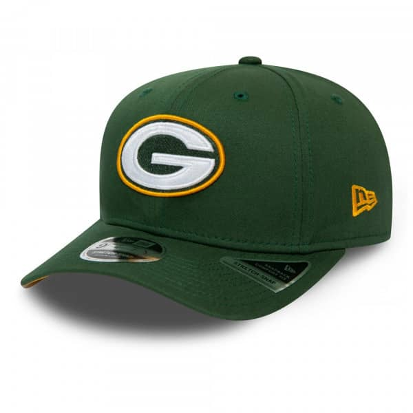 Green Bay Packers Team 9FIFTY Stretch-Snap NFL Cap