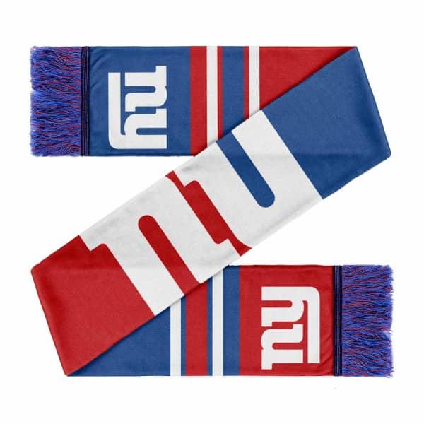 New York Giants Colorblock Big Logo NFL Schal