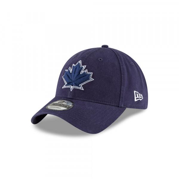 Toronto Blue Jays Leaf Logo 9TWENTY Adjustable MLB Cap