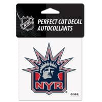 New York Rangers Statue of Liberty NHL Aufkleber