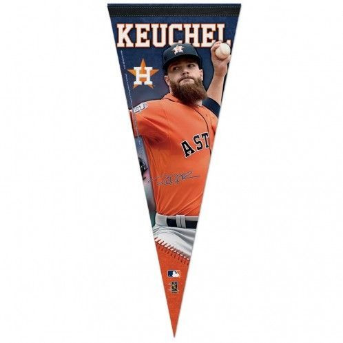 Dallas Keuchel Houston Astros MLB Wimpel