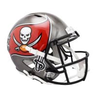 Tampa Bay Buccaneers Replica NFL Speed Full Size Helm