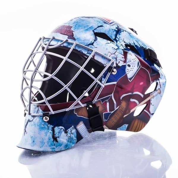 Montreal Canadiens NHL Mini Goalie Mask