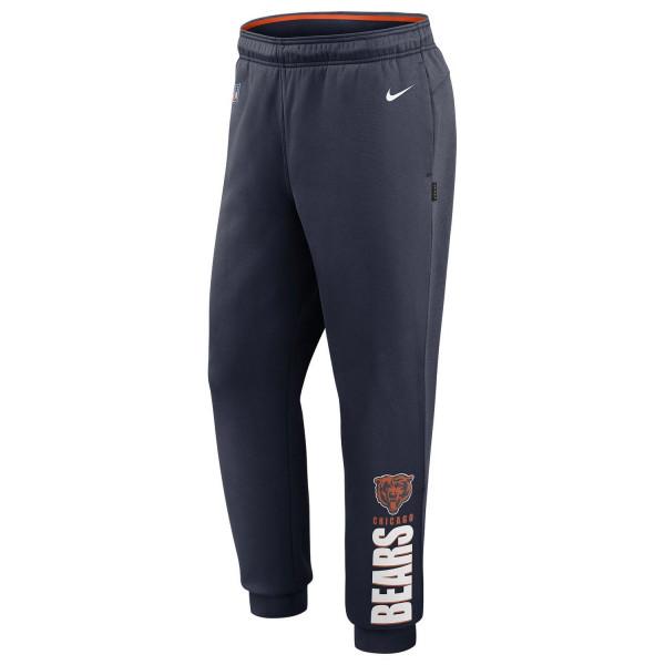 Chicago Bears 2020 NFL Sideline Lockup Nike Therma Jogger Sweatpants
