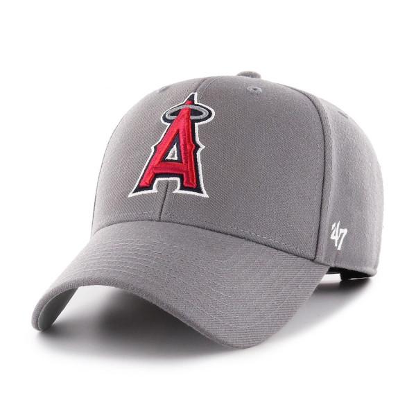Los Angeles Angels '47 MVP Adjustable MLB Cap Grau