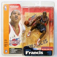 NBA Series 2 Steve Francis Houston Rockets Variant/Chase