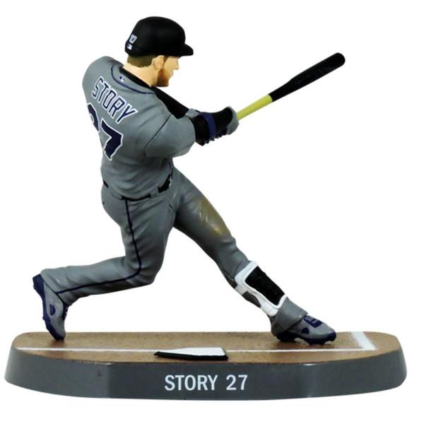2017 Trevor Story Colorado Rockies MLB Figur (16 cm)