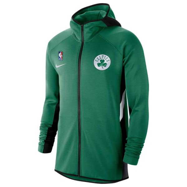 Boston Celtics 2019/20 Showtime Therma Flex NBA Full-Zip Hoodie