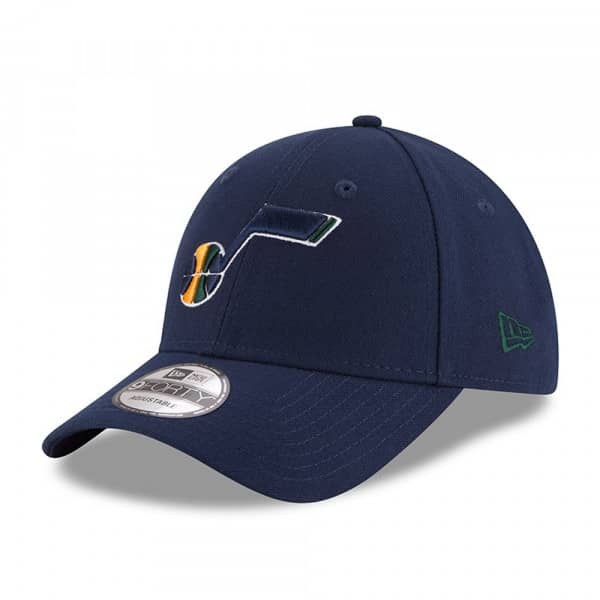 659bdc063f70 New Era Utah Jazz The League Adjustable NBA Cap