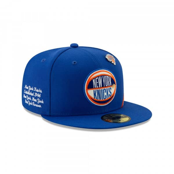 New York Knicks 2019 NBA Draft 59FIFTY Fitted Cap