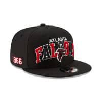 Atlanta Falcons 2019 NFL 1990s Sideline 9FIFTY Snapback Cap Home