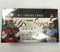2015 Panini Prestige Football Hobby Box NFL