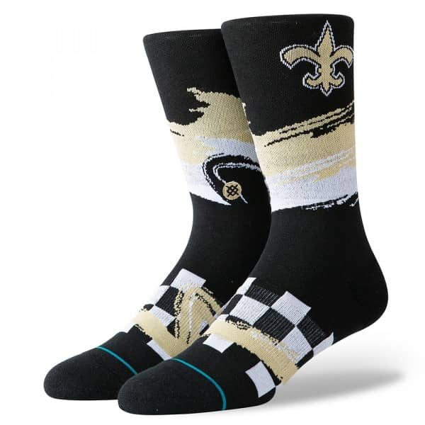 New Orleans Saints Wave Racer NFL Socken