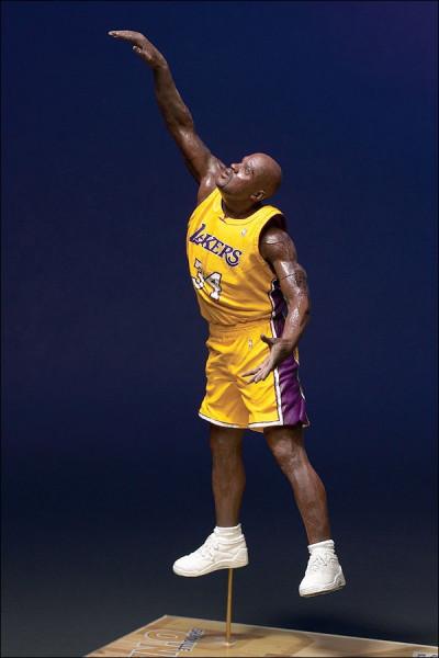 best website 6104f 84cf2 McFarlane NBA Series 2 Shaquille O Neal - Los Angeles Lakers   TAASS.com  Fan Shop