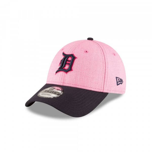 new styles 1f241 b661a New Era Detroit Tigers 2018 Mother s Day 9FORTY MLB Cap   TAASS.com Fan Shop