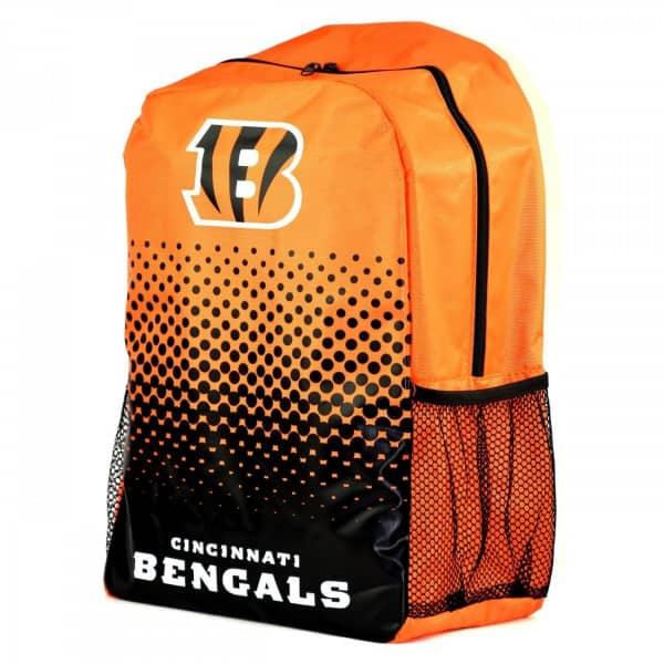 Cincinnati Bengals Fade NFL Rucksack