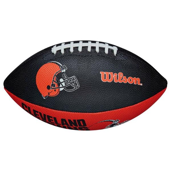 Cleveland Browns Team Logo Junior NFL Football