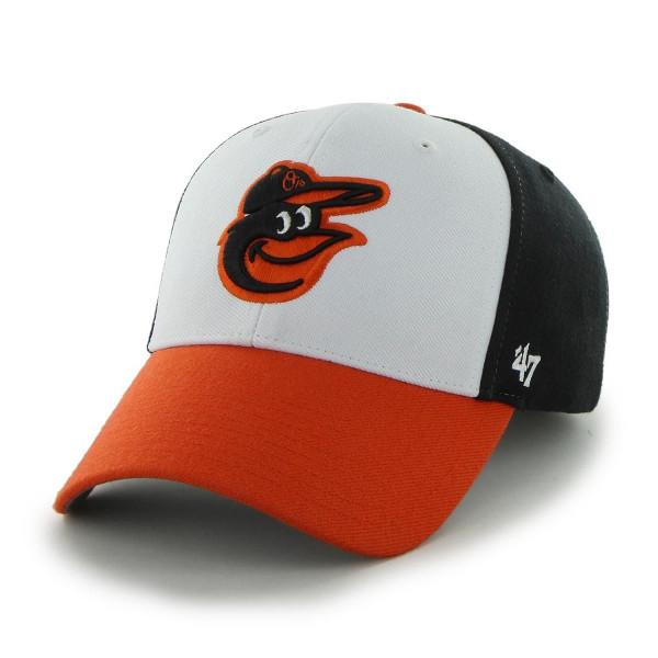 Baltimore Orioles '47 MVP Adjustable MLB Cap Home