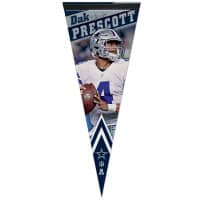 Dak Prescott Dallas Cowboys Premium NFL Wimpel
