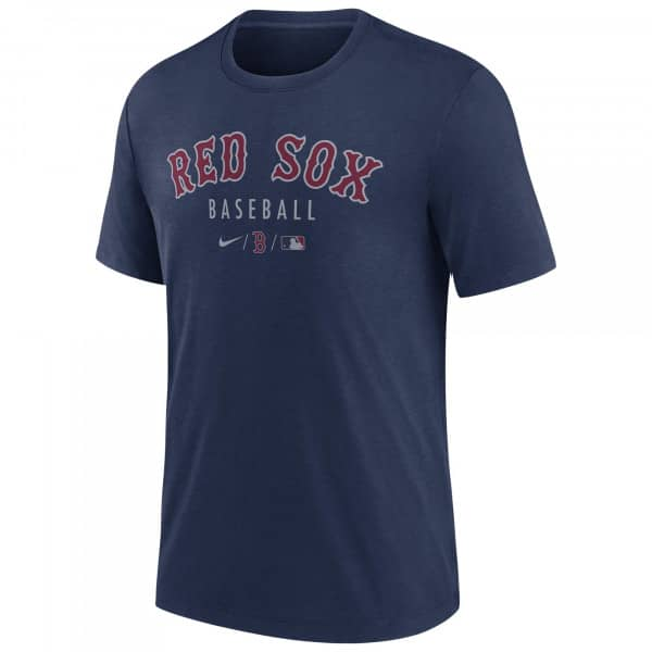 Boston Red Sox Early Work MLB Authentic Nike Dri-FIT T-Shirt