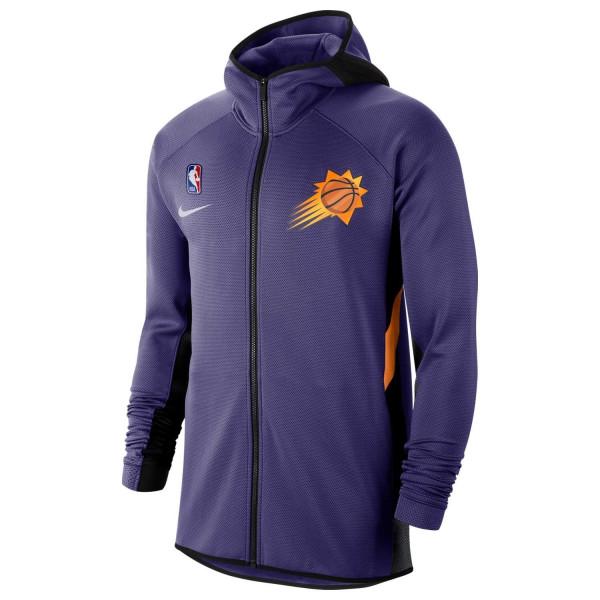 Phoenix Suns 2019/20 Showtime Therma Flex NBA Full-Zip Hoodie